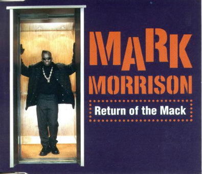 MARK MORRISON - RETURN OF THE MACK - CD New Single