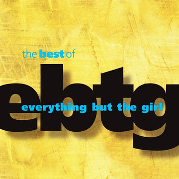 EVERYTHING BUT THE GIRL - BEST OF EVERYTHING BUT THE GIRL - CD Used