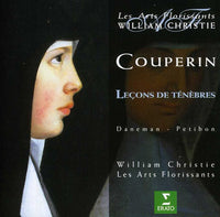 WILLIAM / LES ARTS COUPERIN / CHRISTIE - LECONS DE TENEBRES