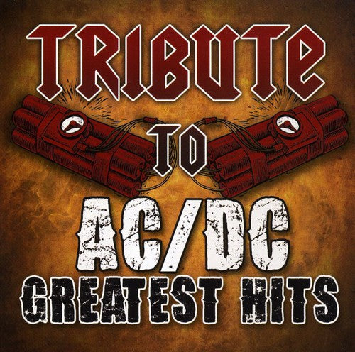 TRIBUTE TO ACDC - TRIBUTE TO AC/DC GREATEST HITS (CD)