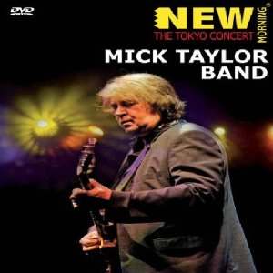 MICK TAYLOR BAND - TOKYO CONCERT - Video DVD