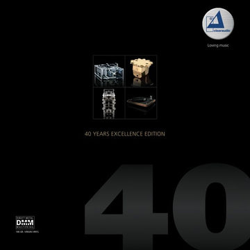 CLEARAUDIO: 40 YEARS EXCELLENCE EDITION - CLEARAUDIO: 40 YEARS EXCELLENCE EDITION - Vinyl New