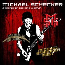 MICHAEL SCHENKER - DECADE OF THE MAD AXEMAN, A - CD New