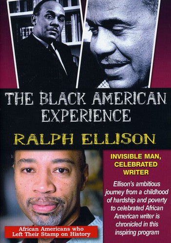 CELEBRATED RALPH ELLISON INVISIBLE MAN - RALPH ELLISON INVISIBLE MAN, CELEBRATED - Video DVD