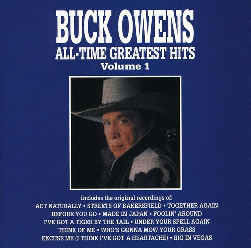 OWENS, BUCK - ALL TIME GREATEST HITS VOL 1 (CD) - CD New