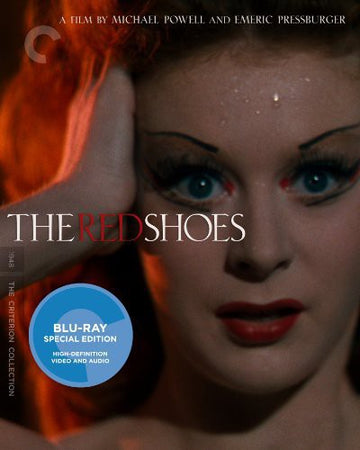 CRITERION COLLECTION: RED SHOES - CRITERION COLLECTION: RED SHOES (Blu Ray)