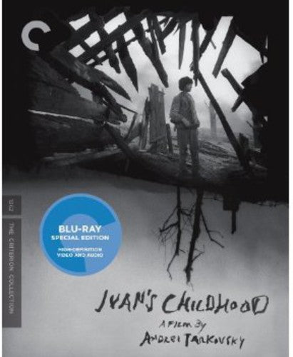 CRITERION COLLECTION: IVAN'S CHILDHOOD - CRITERION COLLECTION: IVAN'S CHILDHOOD - Video BluRay