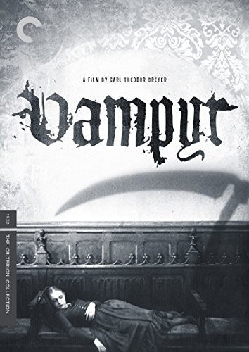 CRITERION COLLECTION: VAMPYR - CRITERION COLLECTION: VAMPYR (Blu Ray) - Video BluRay