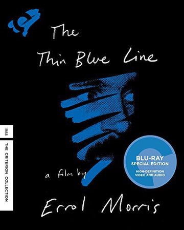 CRITERION COLLECTION: THIN BLUE LINE - CRITERION COLLECTION: THIN BLUE LINE - Video BluRay