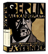 CRITERION COLLECTION: BERLIN ALEXANDERPL - CRITERION COLLECTION: BERLIN ALEXANDERPL