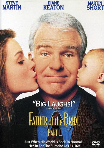 FATHER OF THE BRIDE 2 - FATHER OF THE BRIDE 2 (DVD)