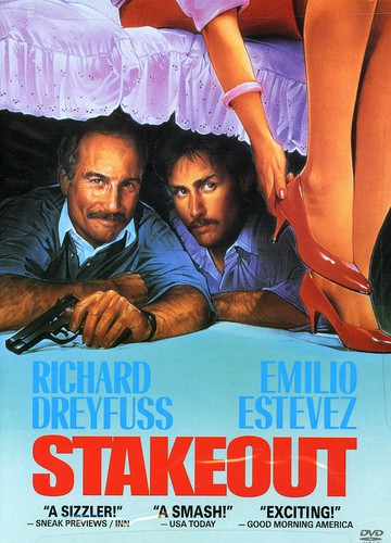 STAKEOUT - STAKEOUT