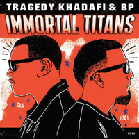 TRAGEDY KHADAFI & BP - IMMORTAL TITANS (CD) - CD New