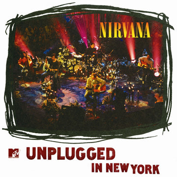 NIRVANA - MTV - UNPLUGGED IN NEW YORK - Vinyl New