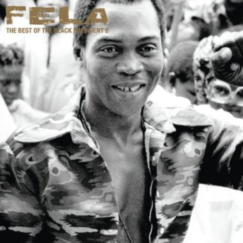KUTI, FELA - BEST OF THE BLACK PRESIDENT 2 (CD)