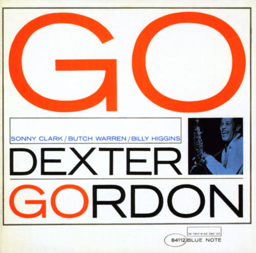 DEXTER GORDON - GO! - CD New