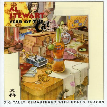 AL STEWART - YEAR OF THE CAT REMASTERED - CD New