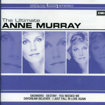 ANNE MURRAY - ULTIMATE COLLECTION - CD New
