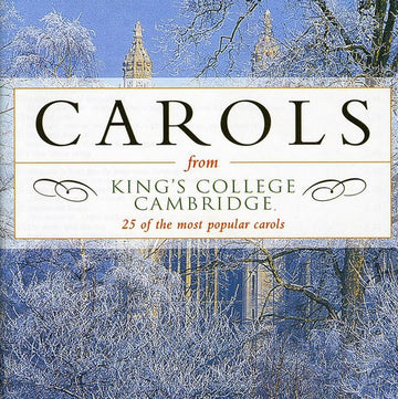CAROLS FROM KINGS COLLEGE / VARIOUS - CAROLS FROM KINGS COLLEGE / VARIOUS - CD New