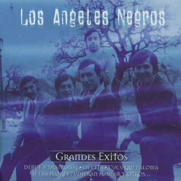 ANGELES NEGROS - SERIE DE ORO: GRANDES EXITOS - CD New