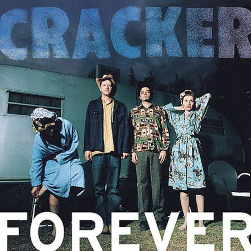 CRACKER - FOREVER (CD) - CD New