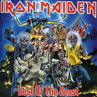 IRON MAIDEN - BEST OF THE BEAST, THE (CD)