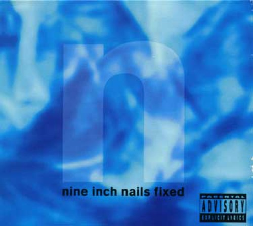 NINE INCH NAILS - FIXED - CD New Single