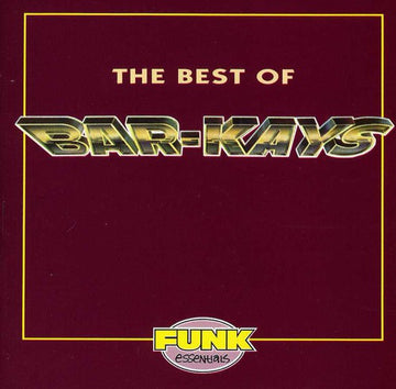 BAR-KAYS - BEST OF - CD New