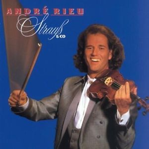 ANDRE RIEU - STRAUSS & CO - CD New