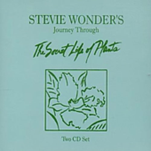 WONDER, STEVIE - JOURNEY THROUGH THE SECRET LIFE OF PLANT (Vinyl LP)