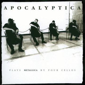 APOCALYPTICA - APOCALYPTICA PLAYS METALLICA BY FOUR CEL - CD New