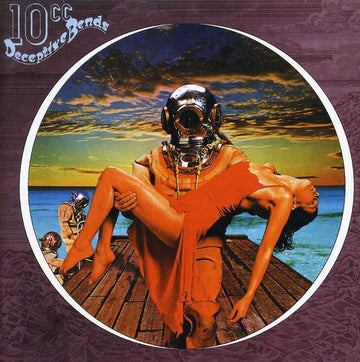 10CC - DECEPTIVE BENDS - CD New