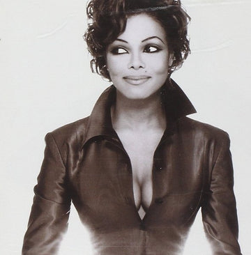 JANET JACKSON - DESIGN OF A DECADE: 1986-1996