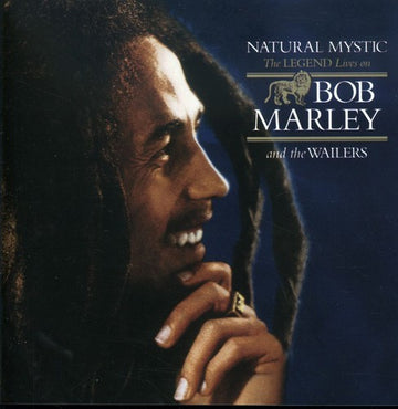 BOB & WAILERS MARLEY - NATURAL MYSTIC (NEW PACKAGING) - CD New