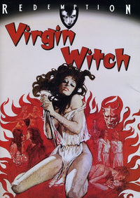 VIRGIN WITCH - VIRGIN WITCH (DVD) - Video DVD