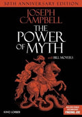 JOSEPH CAMPBELL - POWER OF MYTH (1988) - Video DVD