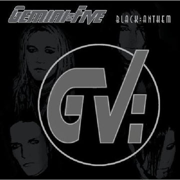 GEMINI FIVE - BLACK ANTHEM - CD New Single