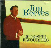 REEVES, JIM - 20 GOSPEL FAVORITES (CD) - CD New