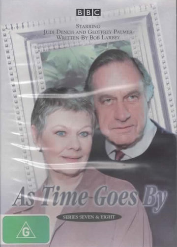 JUDI DENCH - AS TIME GOES BY SERIES SEVEN & EIGHT& SI - Video Used DVD