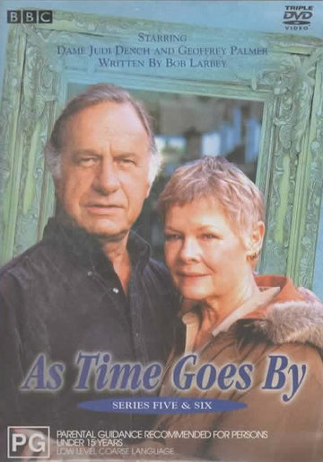JUDI DENCH - AS TIME GOES BY SERIES FIVE & SIX - Video Used DVD