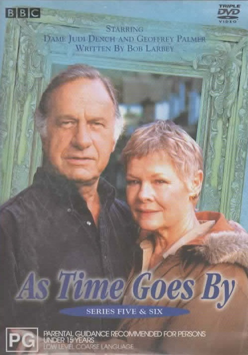 JUDI DENCH - AS TIME GOES BY SERIES FIVE & SIX