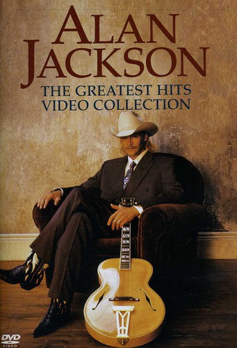 ALAN JACKSON - GREATEST HITS VIDEO COLECTION