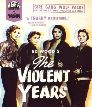 VIOLENT YEARS - VIOLENT YEARS