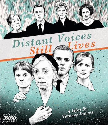 DISTANT VOICES STILL LIVES - DISTANT VOICES STILL LIVES - Video BluRay