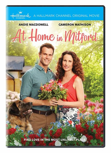 AT HOME IN MITFORD - AT HOME IN MITFORD - Video DVD
