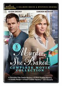 MURDER SHE BAKED: COMPLETE COLLECTION - MURDER SHE BAKED: COMPLETE COLLECTION - Video DVD