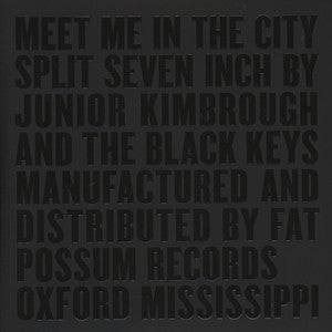 THE BLACK KEYS - MEET ME IN THE CITY [RSD 2015]