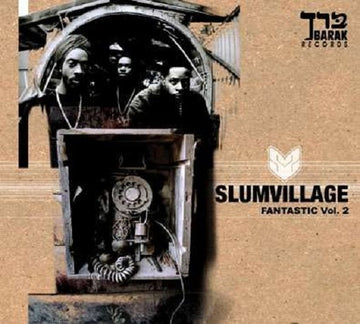 SLUM VILLAGE - FANTASTIC VOL. 2 (WSV)