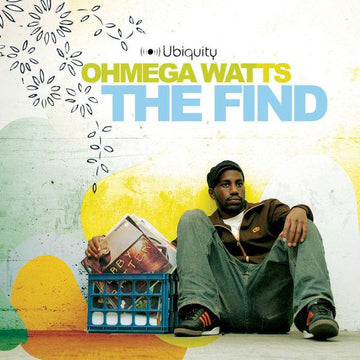 OHMEGA WATTS - THE FIND - CD Used