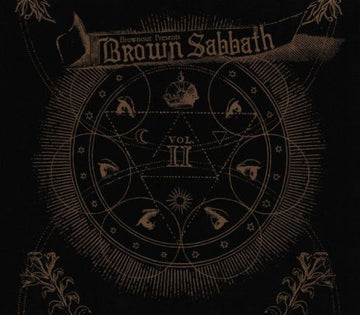 BROWNOUT PRESENTS BROWN SABBATH / VARIOU - BROWNOUT PRESENTS BROWN SABBATH / VARIOU - CD New